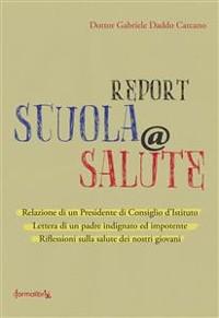 Cover Report scuola@salute