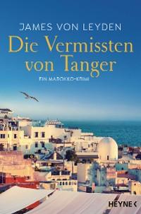 Cover Die Vermissten von Tanger