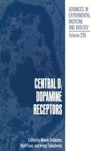 Cover Central D1 Dopamine Receptors