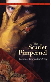 Cover Scarlet Pimpernel