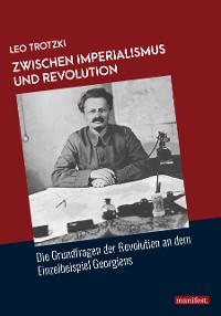 Cover Zwischen Imperialismus und Revolution