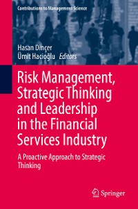 Cover Risk Management, Strategic Thinking and Leadership in the Financial Services Industry