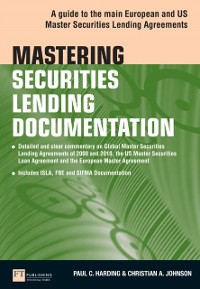 Cover Mastering Securities Lending Documentation