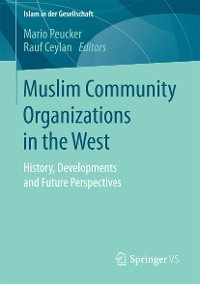 Cover Muslim Community Organizations in the West