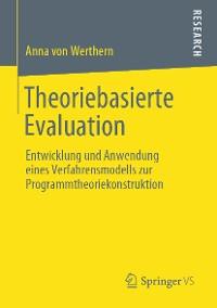 Cover Theoriebasierte Evaluation