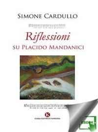 Cover Riflessioni su Placido Mandanici