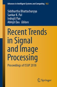 Cover Recent Trends in Signal and Image Processing