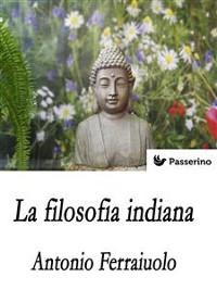Cover La filosofia indiana