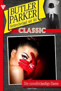 Cover Butler Parker Classic 67 – Kriminalroman