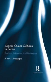 Cover Digital Queer Cultures in India