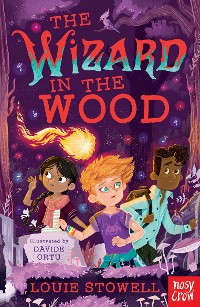 Cover The Wizard in the Woods