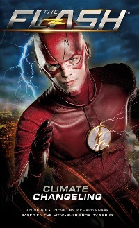 Cover The Flash: Climate Changeling