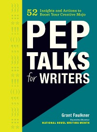Cover Pep Talks for Writers