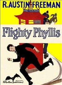 Cover Flighty Phyllis