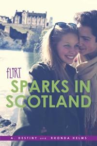 Cover Sparks in Scotland