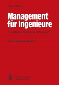 Cover Management fur Ingenieure