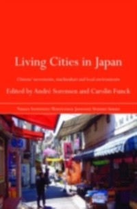 Cover Living Cities in Japan