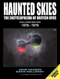 Cover Haunted Skies Volume 7