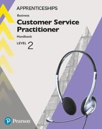 Cover Apprenticeship Customer Service Practitioner L2 Handbook + ActiveBook