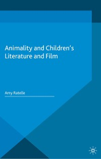 Cover Animality and Children's Literature and Film