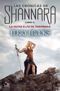 Cover La reina elfa de Shannara