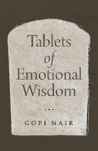 Cover Tablets of Emotional Wisdom