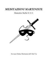 Cover Meditazioni Martiniste