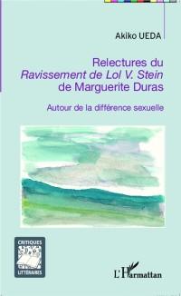 Cover Relectures du Ravissement de Lol V. Stein de Marguerite Duras