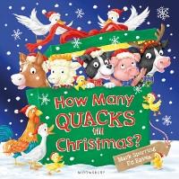 Cover How Many Quacks Till Christmas?