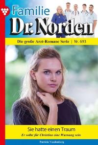 Cover Dr. Norden 693 – Arztroman