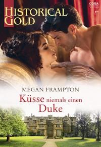 Cover Küsse niemals einen Duke