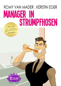 Cover Manager in Strumpfhosen