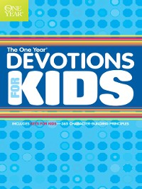 Cover The One Year Devotions for Kids #1
