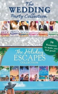 Cover Wedding Party And Holiday Escapes Ultimate Collection