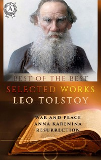 Cover Selected works of Leo Tolstoy