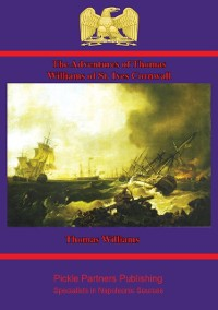 Cover Adventures of Thomas Williams of St. Ives, Cornwall