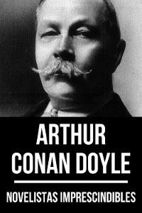 Cover Novelistas Imprescindibles - Arthur Conan Doyle