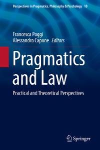 Cover Pragmatics and Law