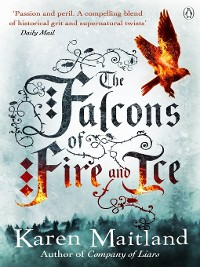 Cover The Falcons of Fire and Ice