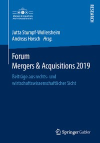 Cover Forum Mergers & Acquisitions 2019
