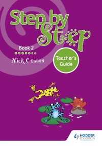 Cover Step by Step Book 2 Teacher's Guide