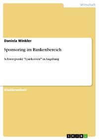 Cover Sponsoring im Bankenbereich