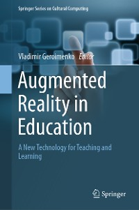 Cover Augmented Reality in Education