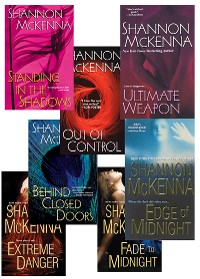Cover Shannon McKenna's McCloud Brothers Bundle