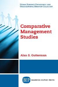 Cover Comparative Management Studies