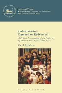 Cover Judas Iscariot: Damned or Redeemed