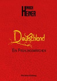 Cover Deutschland Ein Frühlingsmärchen