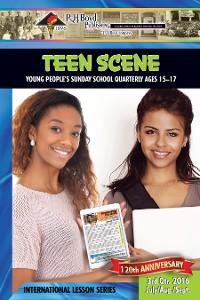 Cover Teen Scene