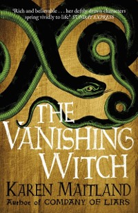 Cover Vanishing Witch