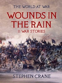 Cover Wounds in the Rain 11 War Stories
